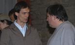 Молодой политик Бенкендорф с опытным – Алексеем Мустафиным