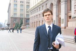 Коалиция выдвинула Егора Бенкендорфа